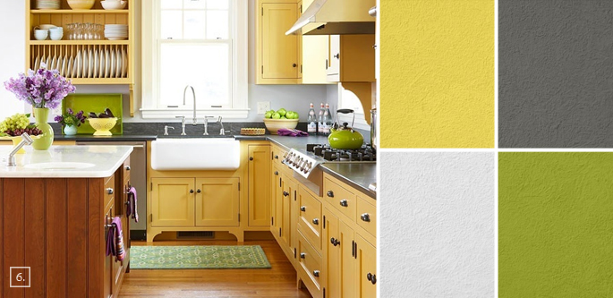 yellow paint colors for kitchen best home decoration
